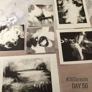 Alice Sheridan 365create monoprinting abstract printmaking