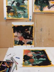 Alice Sheridan studio work and blog