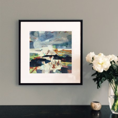 Unearthed giclee print Alice Sheridan