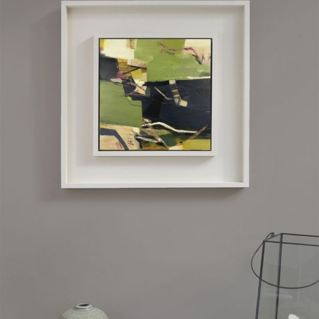 Inverse (framed) Alice Sheridan