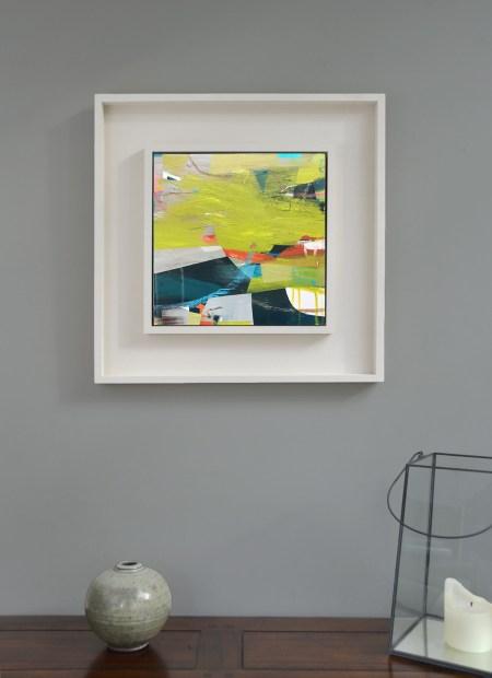 Slipstream Alice Sheridan painting