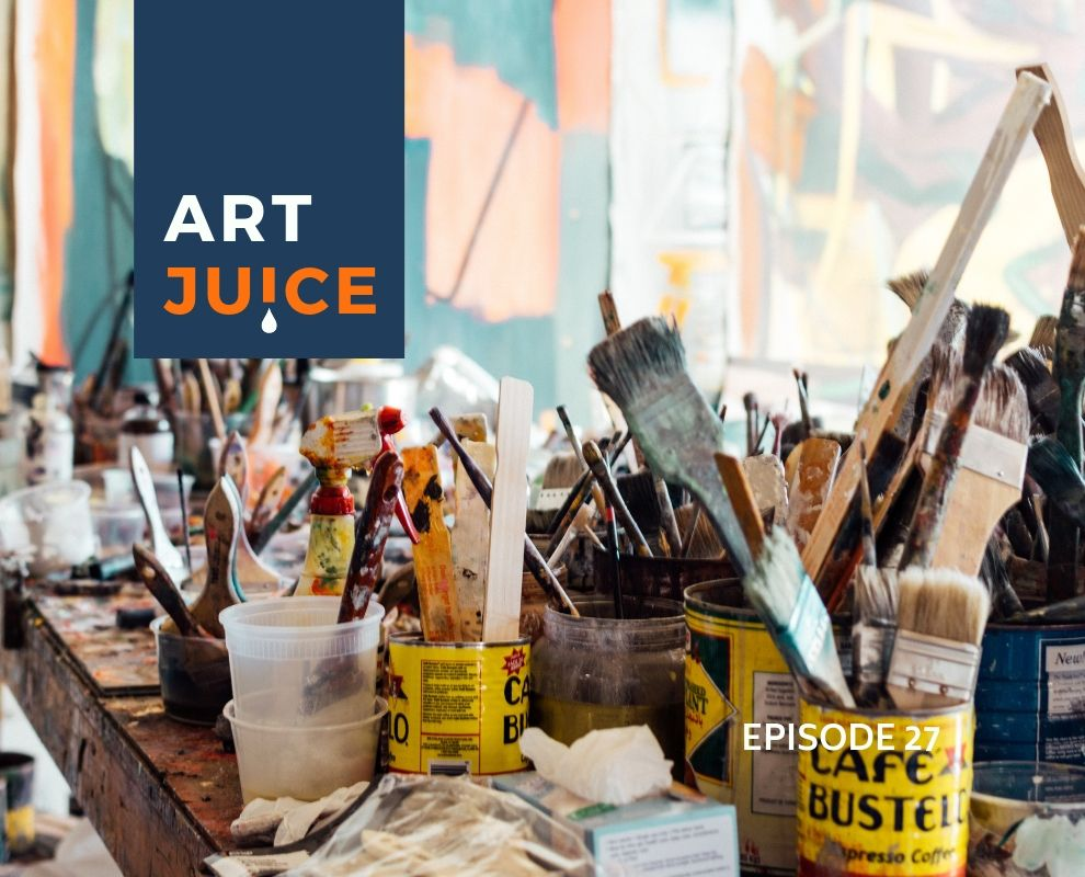 Art Juice podcast