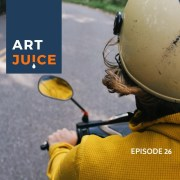 Art Juice podcast artist journey