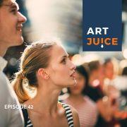 Art Juice podcast Art Art Fairs any good for artists?