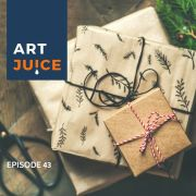 Giving art as gifts podcasts
