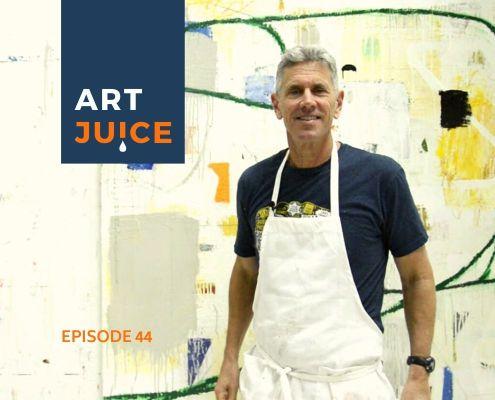 Nicholas Wilton Art Juice podcast guest