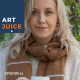 Laura Horn on the Art Juice podcast