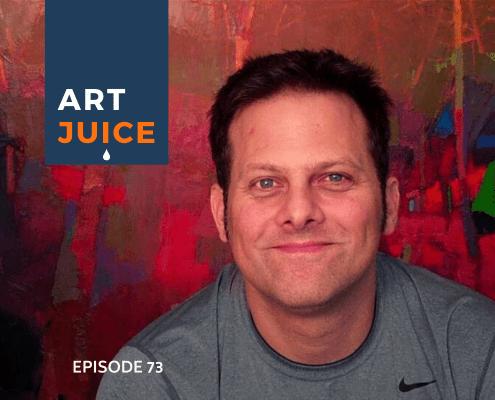 Art Juice Brian Rutenberg