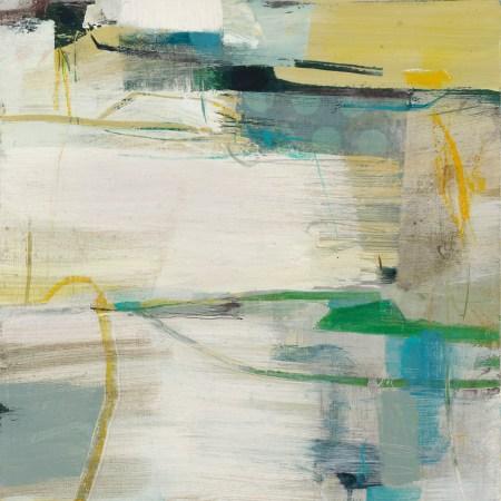 Murmur abstract painting by Alice Sheridan