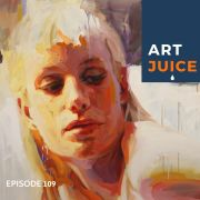 Gabriel Lipper Art Juice podcast