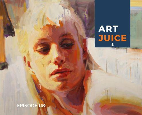 Gabriel Lipper Art Juice podcast
