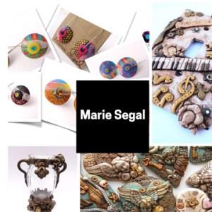 Marie Segal - Alice Stroppel's Studio 215