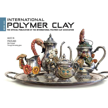 International Polymer Clay Association's New Publication