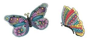 Butterflies Alice Stroppel