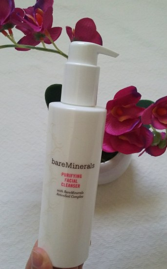 Purifying Facial Cleanser, bareMinerals
