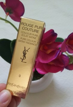 Rouge Pur Couture in '09 Rose Stiletto', YSL