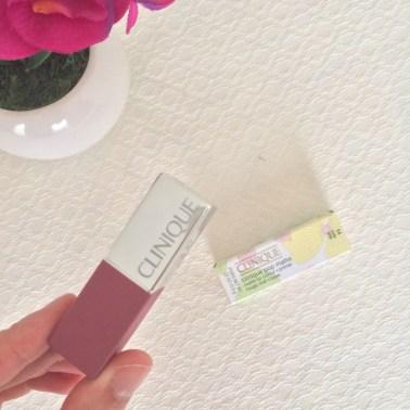 Clinique Pop Matte Lip Colour and Primer in 'Cute Pop'