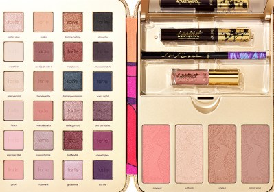 Pretty Paintbox Collector's Makeup Case - Detail