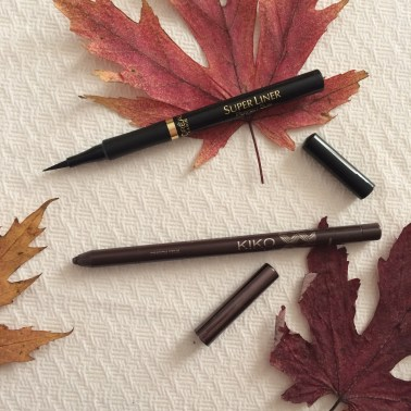 'Super Liner - Perfect Slim', L'Oreal | 'Creamy Eye Pencil', Kiko