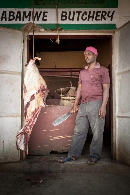 Kamwenge Butcher