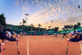 Clínica de Tênis pra crianças e adultos