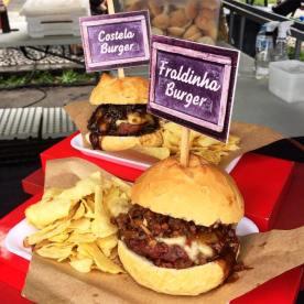 costela e fraldinha burger