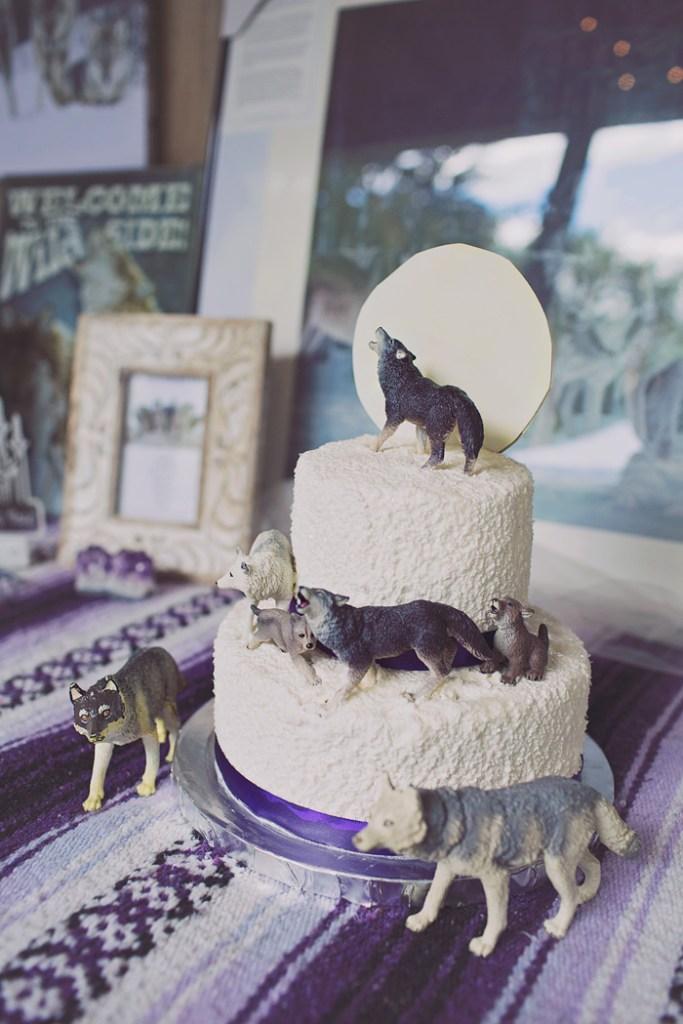 Hazels Wolf Birthday Party Alice Wingerden