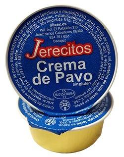 monodosis crema pavo jerecitos