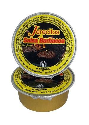 Salsa Barbacoa Jerecitos en monodosis