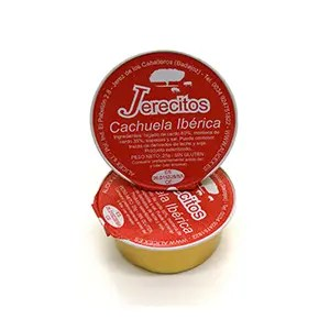 monodosis de cachuela ibérica Jerecitos