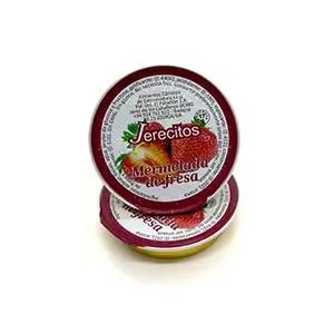 monodosis de mermelada de fresa Jerecitos
