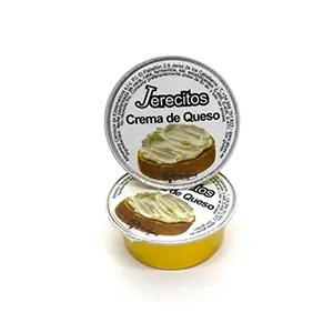 monodosis de crema de queso Jerecitos