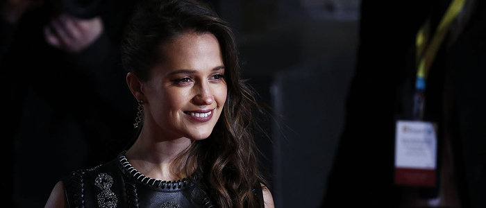 Alicia Vikander Launches Vikarious Productions, Will Star in First Project With Eva Green