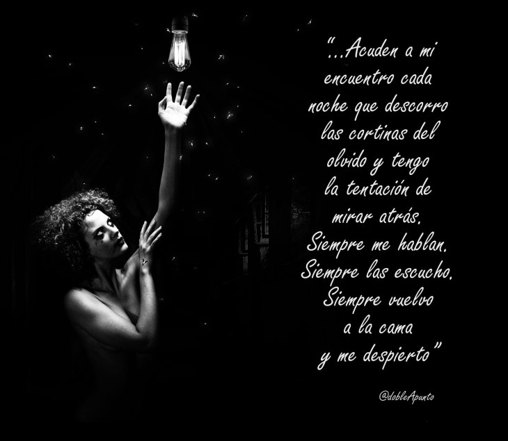 Poema: Sin mirar atrás
