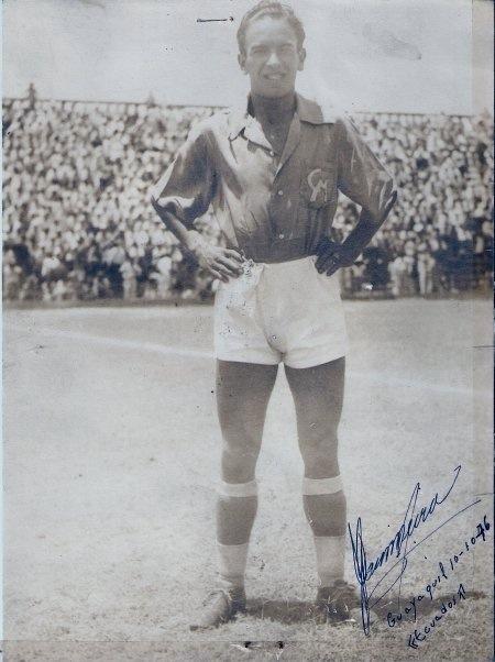 Jaime José García Neira, ex jugador de Millonarios