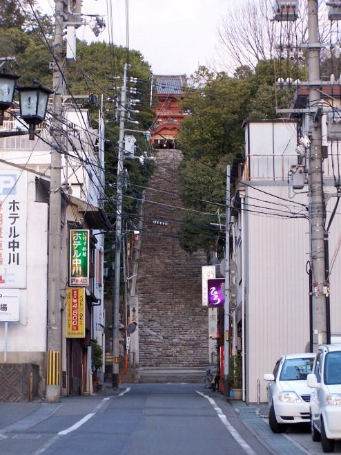 Isaniwa Jinja; Shikoku, Japan; 2006
