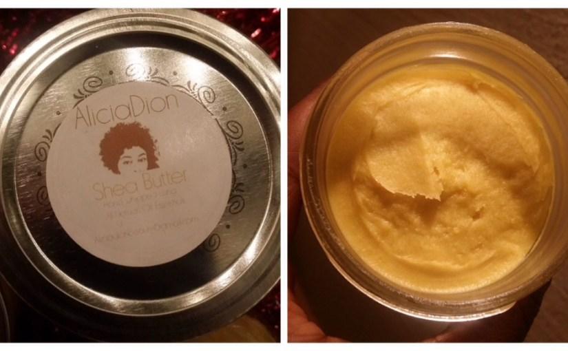 DIY Raw African Shea Butter