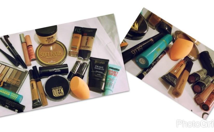 Makeup Starter Kit for Beginners (Drugstore Edition)