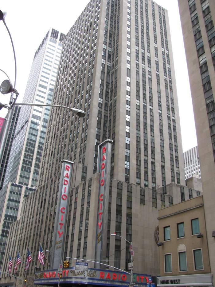 Radio City NYC