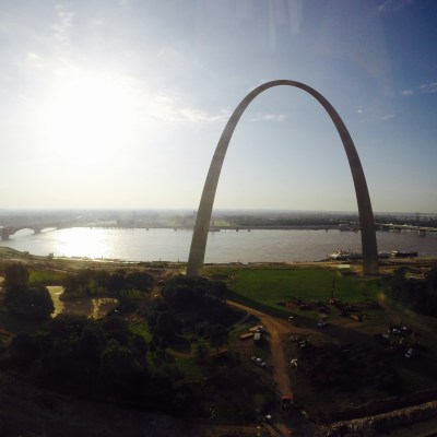 An Evening in St. Louis: The Final Stretch
