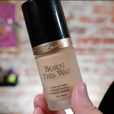 Too Faced Born This Way Foundation First Impression