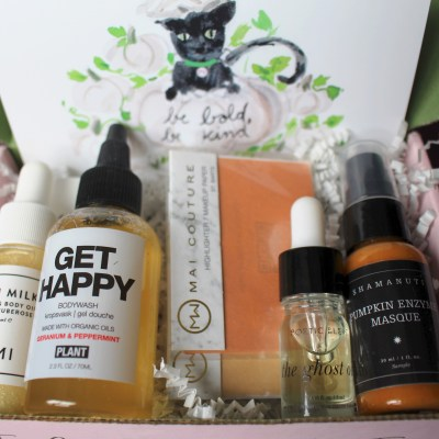 My First Petit Vour Subscription Box Unboxing ! | October Edition