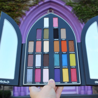 Kat Von D Limited Edition Saint & Sinner Palette Review & Demo