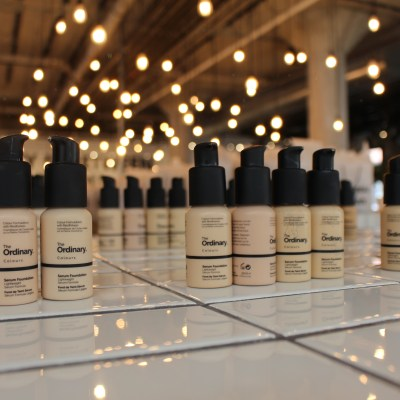 The Ordinary Coverage Foundation First Impression