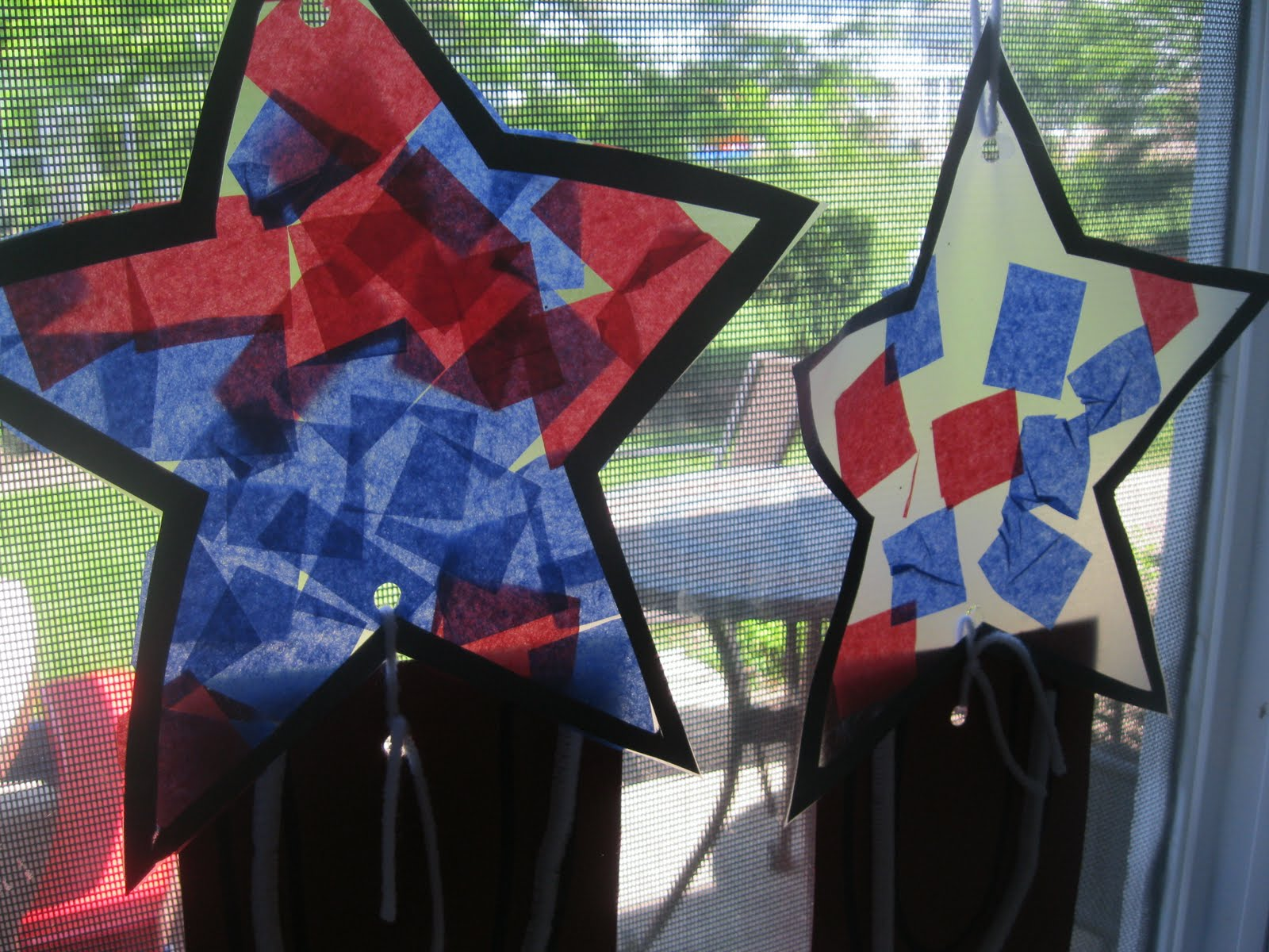 Fourth Of July Crafts For Children