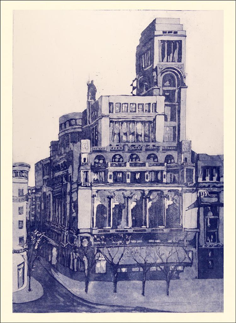 El Círculo de Bellas Artes