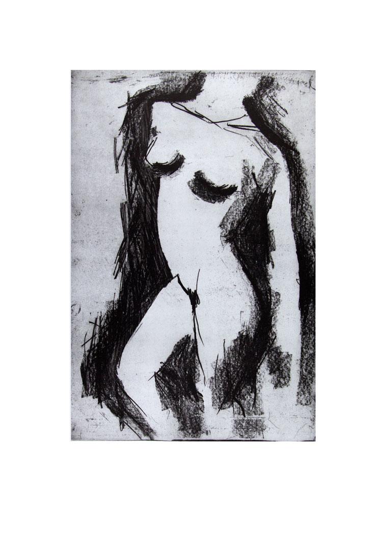 Mujer entre Líneas