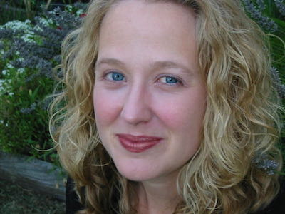 Alicia K. Mutch, massage therapist and hypnotherapist