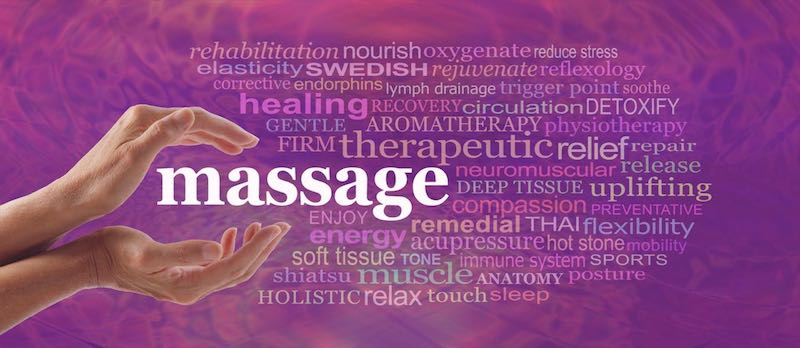 Enjoy the benefits of massage therapy