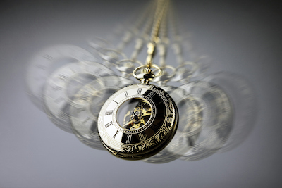 Hypnosis pocket watch